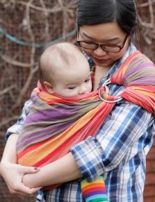 Babywearing Taran